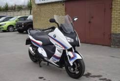 BMW C 600 Sport, 2012