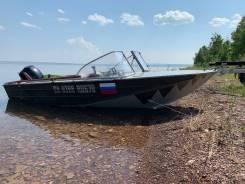 Моторная лодка Днепр