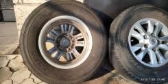 Оригинальные колеса от Toyota Land cruser 200 285/65R17