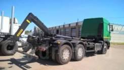 АС-21М5 на шасси МАЗ 6312С9-529-012 мультилифт, 2020
