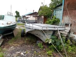 Продам лодку Казанку 5 с ямахой 40