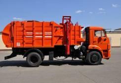 МК-4552-02 на шасси КАМАЗ 43253 мусоровоз, 2020