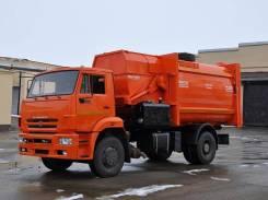 МК-4554-06 на шасси КАМАЗ-53605 Мусоровоз, 2019
