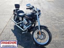 Harley-Davidson Dyna Super Glide FXDI. 1 450куб. см., исправен, птс, без пробега