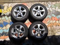 "Комплект колес. x15"" 4x100.00 ЦО 60,0мм."