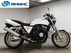 Мотоцикл Honda CB 400SF на заказ из Японии без пробега по РФ, 1998