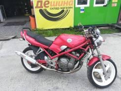 Suzuki Bandit. 250куб. см., исправен, птс, без пробега