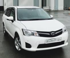 Прокат автомобиля Toyota Fielder в г. Южно-Сахалинске