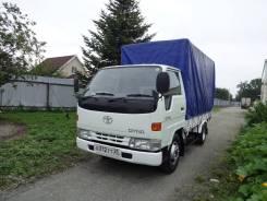 Toyota Dyna. Продам бортовой грузовик Toyota DYNA, 3 500куб. см., 2 500кг., 6x2