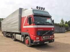 Volvo F12. Седельный тягач 4x2 2000 года, 11 978куб. см., 12 200кг., 4x2