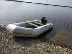 Продам или обменяю лодку 360 сан-марин