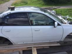 Subaru Legasy B4 кузов в разбор, дверь задняя правая