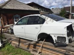 Subaru Legasy B4 кузов в разбор, дверь задняя левая