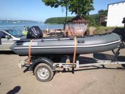 Продается лодка Apache 3500