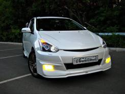 Ресницы Toyota Wish 10 рестайл .