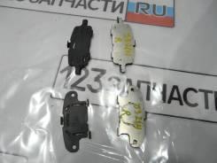 Пластины задних тормозных колодок ( КОМПЛЕКТ ) Nissan Teana J32