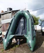 Надувная лодка Svat