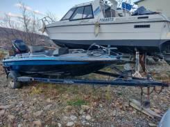 Корпус скоростной лодки Charger США