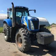 New Holland. Трактор T8040, 303 л.с.