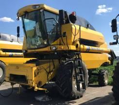 New Holland. Комбайн зерноуборочный TC5080