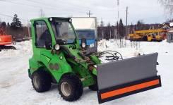 Отвал снеговой на Multione Avant