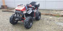 Polaris Scramber XP 850, 2012