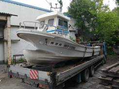Зимнее хранение катеров в г. Владивосток