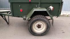 Прицеп военный УАЗ, г/п - до 1500 кг