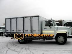 ГАЗ. Фургон для перевозки хлеба -33098, 4 430куб. см., 5 000кг., 4x2