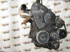 Контрактный двигатель VW Caddy Golf 3 Passat Polo Vento 1.9 D 1Y
