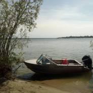 Продам лодку Quintrex 455 Coast Runner, с мотором Mercury 50, прицепом