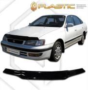 Дефлектор капота Toyota Corona T190-T195 (1992-1997) (Classic черный) 28