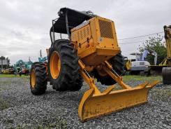 Iwafuji. Трелевочный трактор T30 (скиддер), 1 800куб. см., 3 500кг.