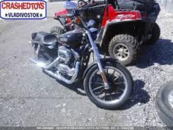 Harley-Davidson Sportster 1200 Low XL1200L, 2009