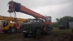 Урал 55571-1151-60М. Кран автомобильный, 6 650куб. см.