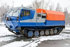 КМЗ. Продаётся плавающий снегоболотоход ТМ-140, 11 200кг. Под заказ