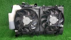 Радиатор охлаждения двигателя Subaru Forester SH XT Механика