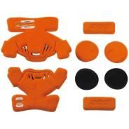 Вставки Мягкие Левого Наколенника K1 Yth Mx Pad Set Left, Цвет Оранжевый Pod