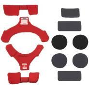Вставки Мягкие Левого Наколенника K4 Mx Pad Set Left, Цвет Красный Pod