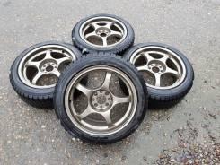 """Зимние колёса 195/50R16 Yokahama. 7.0x16"""" 4x100.00 ET35 ЦО 73,1мм."""