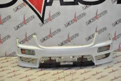 Передний бампер QT1 N. Stagea 25tRsV [Leks-Auto 353]