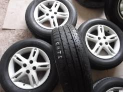 Bridgestone Ecopia EX20RV. летние, 2015 год, б/у, износ 10%