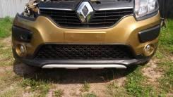 Бампер. Renault Sandero Stepway, 5S Renault Sandero, 5S Двигатели: H4M, K4M, K7M, D4F, K4M697, K7M710