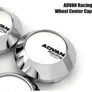 Колпачки  Advan Racing, для литых дисков  Новые! В наличии!