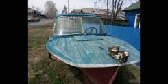 Лодка Казанка 5м2 + лодочный мотор nissan 30