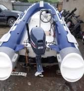 Mercury. 2015 год, длина 3,60м., двигатель подвесной, 25,00л.с., бензин