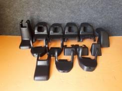 Накладки на крепления сидений комплект Honda CR-V