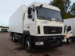 Изотермический фургон МАЗ 6312С5, 2020