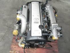Контрактный двигатель Toyota / Тойота. Гарантия. В наличии