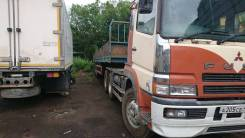 Mitsubishi Fuso Super Great Limited Wing FU, 2001